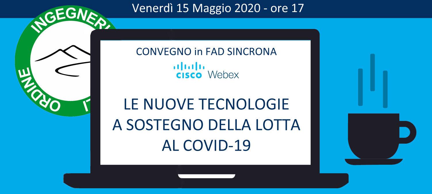 FASE 2, le nuove tecnologie a sostegno della lotta al Covid-19